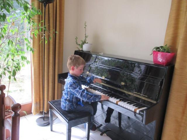 Raphaël pianiste